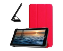 Acer Iconia One 7 B1-780 Tri-Fold Book Case Magenta