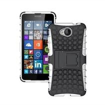 Microsoft Lumia 650 Schokbestendige Back Cover Wit