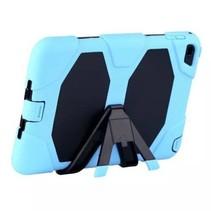 iPad Mini 4 Extreme Armor Case Licht Blauw