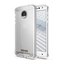 Motorola Moto Z - Hybrid Armor Case - Transparant