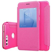 Nillkin Sparkle Series Leather Case Huawei Honor 8 - Roze