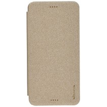 Nillkin Sparkle Series Leather Case HTC Desire 530/630 - Goud