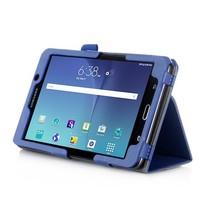 Samsung Galaxy Tab A 7.0 Hand Strap Book Case Blauw