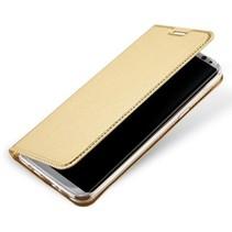 Samsung Galaxy S8 hoesje - Dux Ducis Skin Pro Book Case - Goud