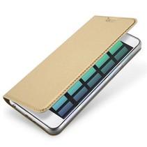 Huawei Honor 8 hoesje - Dux Ducis Skin Pro Book Case - Goud