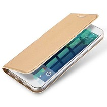 Google Pixel XL hoesje - Dux Ducis Skin Pro Book Case - Goud
