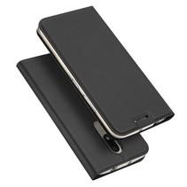Motorola Moto M hoesje - Dux Ducis Skin Pro Book Case - Zwart