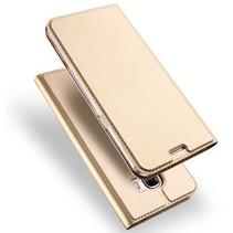 Samsung Galaxy J5 (2017) hoesje - Dux Ducis Skin Pro Book Case - Goud