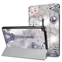iPad 9.7 - Tri-Fold Book Case - Eiffeltoren