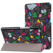 Lenovo Tab 4 8.0 - Tri-Fold Book Case - Retro
