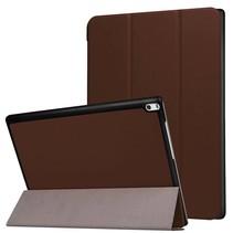 Lenovo Tab 4 10 - Tri-Fold Book Case Bruin