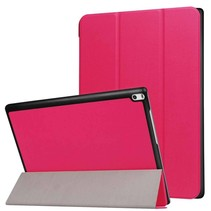 Lenovo Tab 4 10 - Tri-Fold Book Case Magenta