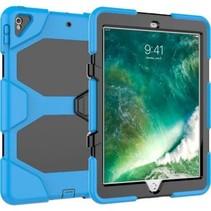 iPad 9.7 - Extreme Armor Case - Licht Blauw