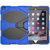 iPad 9.7 - Extreme Armor Case - Donker Blauw