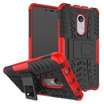 Xiaomi Redmi Note 4X - Schokbestendige Back Cover Rood