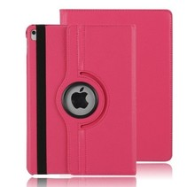 iPad Pro 10.5 2017 Draaibare Book Case Magenta