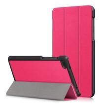 Lenovo Tab 4 7 Essential - Tri-Fold Book Case - Magenta