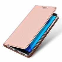 Asus Zenfone Max M1 hoesje - Dux Ducis Skin Pro Book Case - Roze
