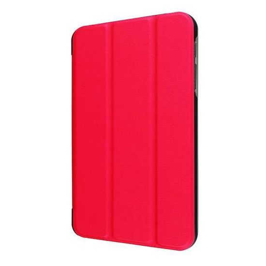 Case2go Acer Iconia One 7 B1-780 Tri-Fold Book Case Rood