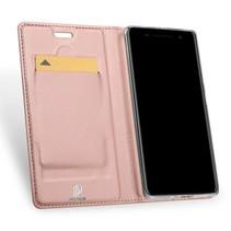 Nokia 8 Sirocco / Nokia 9 hoesje - Dux Ducis Skin Pro Book Case - Roze