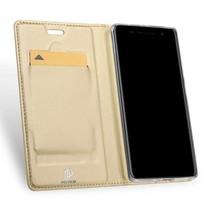 Nokia 8 Sirocco / Nokia 9 hoesje - Dux Ducis Skin Pro Book Case - Goud