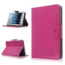 7 inch tablet cover magenta - universeel