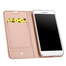 Xiaomi Note 5A Prime hoesje - Dux Ducis Skin Pro Book Case - Roze