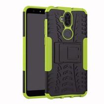 Schokbestendige Back Cover - Asus Zenfone 5 Lite - Groen