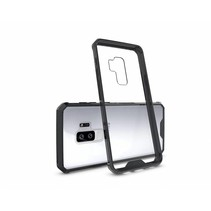 Hybrid Armor Case - Samsung Galaxy S9 - Zwart
