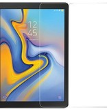 Case2go Samsung Galaxy Tab A 10.5 Tempered Glass Screenprotector