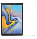 Case2go Samsung Galaxy Tab A 10.5 Tempered Glass Screenprotector
