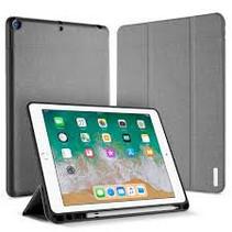 iPad 9.7 (2017/2018) hoes - Dux Ducis Domo Book Case - Grijs
