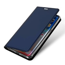 Dux Ducis Skin Pro Series case - iPhone XS Max -Blauw