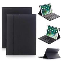 iPad Pro 10.5 (2017) Bluetooth toetsenbord hoes Zwart