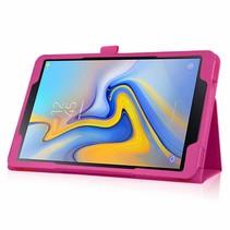 Samsung Galaxy Tab A 10.5 flip hoes - Magenta