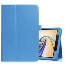 Samsung Galaxy Tab S4 10.5 flip hoes - Licht Blauw