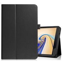 Samsung Galaxy Tab S4 10.5 flip hoes - Zwart