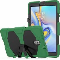 Samsung Galaxy Tab A 10.5 Extreme Armor Case Groen