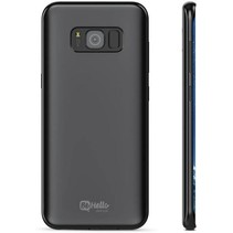 BeHello Samsung Galaxy S8+ Back Cover - Zwart