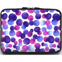 Macbook en Laptop sleeve - 13.3 inch - Colorfull Dots