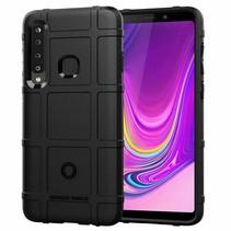 Samsung Galaxy A9 2018 - Heavy Armor TPU Bumper - Zwart