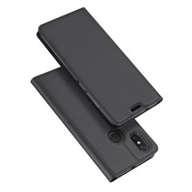 Xiaomi Mi 8 SE hoesje - Dux Ducis Skin Pro Book Case - Grijs
