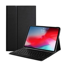 Apple iPad Pro 11 (2018) hoes - Ultra Slim Bluetooth Keyboard Case - Zwart
