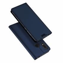 Huawei Nova 3 hoesje - Dux Ducis Skin Pro Book Case - Blauw