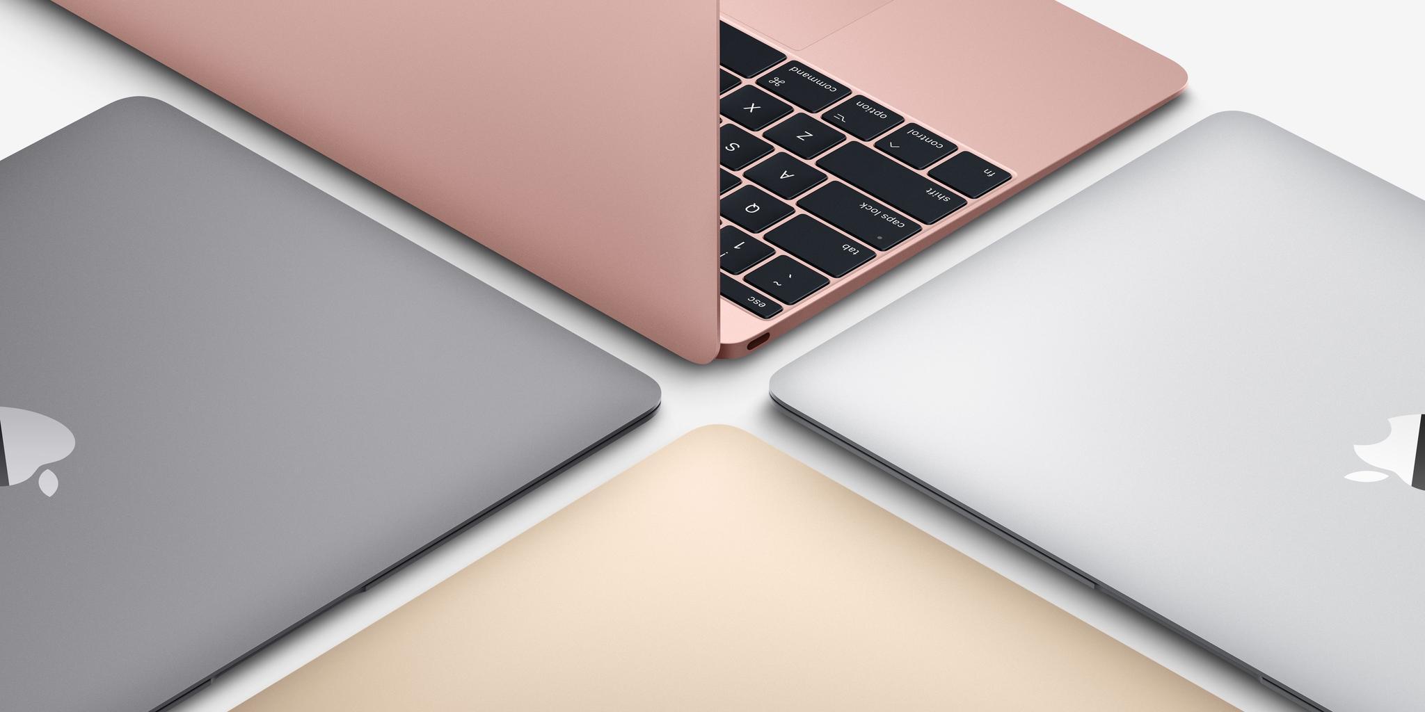Macbook Air 13 inch kleuren