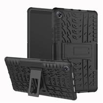 Apple iPad Pro 11 - Schokbestendige Back Cover - Zwart