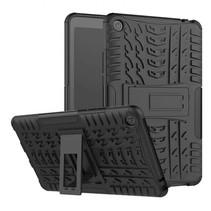 Xiaomi Mi Pad 4 - Schokbestendige Back Cover - Zwart