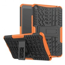 Xiaomi Mi Pad 4 - Schokbestendige Back Cover - Oranje