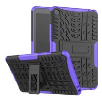 Xiaomi Mi Pad 4 - Schokbestendige Back Cover - Paars