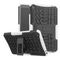 Xiaomi Mi Pad 4 - Schokbestendige Back Cover - Wit